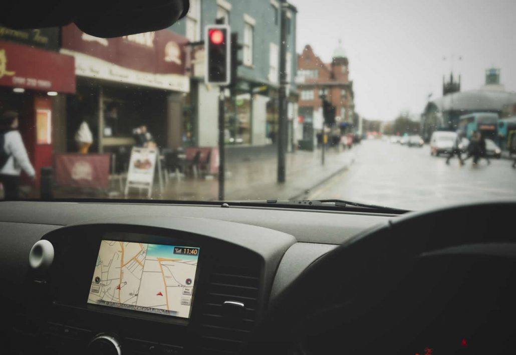 Do you need to tell your insurance company if you've had a sat nav installed?